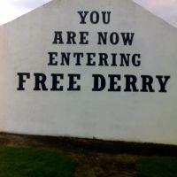 Derry Wall, Лондондерри