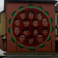 Derry muriel, Лондондерри