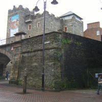 walled city, derry, Лондондерри