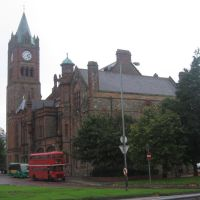 Guildhall, Лондондерри