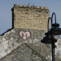 Derry chimney, Лондондерри