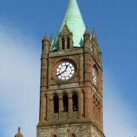 Derry town hall tower, Лондондерри