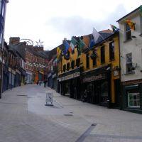 Derry utcarészlet, Лондондерри