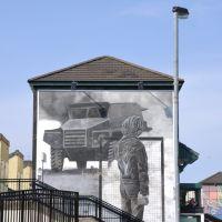 Rossville Street, Derry., Лондондерри