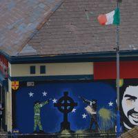 Murales in Derry, Лондондерри