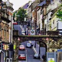 Derry, utcakép, Лондондерри