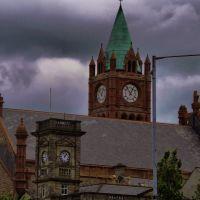 Derry, tornyok, Лондондерри