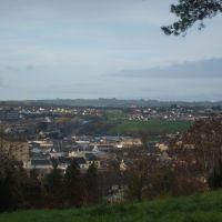 A View of Camlough Rd from Abbey heights Newry, Ньюри