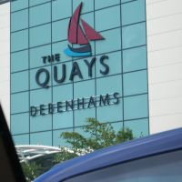 The Quays in Newry, Ньюри