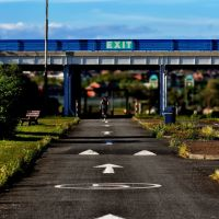 barry island exit, Барри