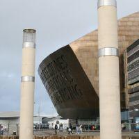 Wales Millennium Centre, Кардифф