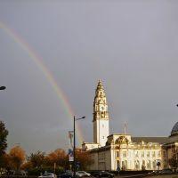 Cardiff city hall, (Caerdydd, Cymru), Кардифф