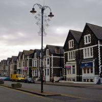 Caerdydd, Cumry. Cardiff old dwelling houses, Кардифф