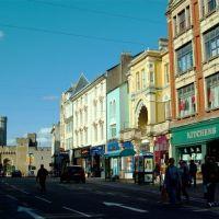 Cardiff, High Street, Кардифф