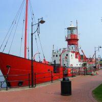Light Ship, Cardiff bay, Кардифф