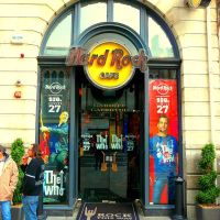 Royaume-Uni, le Hard Rock Café de Cardiff, Кардифф
