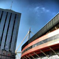 Millennium Stadium, Кардифф