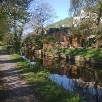Neath Canal at Ynysarwed, Порт Талбот