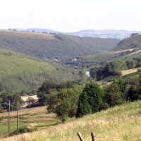View of Cwm Darran Park, Рондда