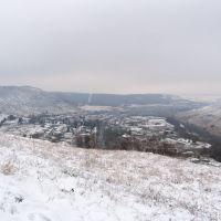 Snowy Maerdy View, Рондда