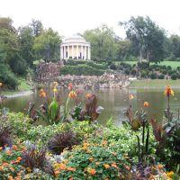 Schlosspark Esterhazy Leopoldinentempel, Айзенштадт