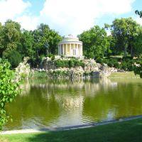 Schlosspark -  Templo de Leopoldina (FG), Айзенштадт