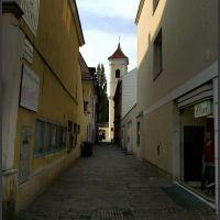 Kis utca kis templom, Айзенштадт