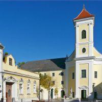 Kismarton, Szent Mihály ferences templom és kolostor, Айзенштадт