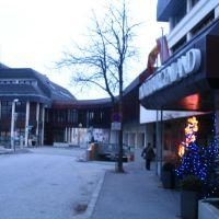 Eisenstad, Hotel Burgeland, Айзенштадт