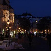 Mainstreet, Eisenstadt, Айзенштадт