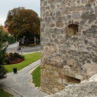 Old Town wall, Айзенштадт