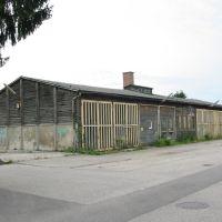 Postbus Garage und Werkstatt – Alter Standort, Амштеттен
