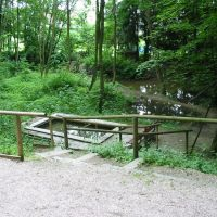 Wassertretbecken nach Sebastian Kneipp, Амштеттен