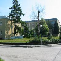 Schülerheim der Landesberufsschule Amstetten, Амштеттен
