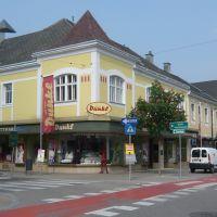 Kaufhaus Dunkl, Амштеттен