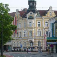 Amstetten Rathaus, Амштеттен