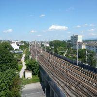 Amstetten, Bahnhof, Амштеттен