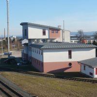 ÖBB Zentralstellwerk Amstetten, Амштеттен