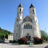 Herz Jesu Kirche in Amstetten, N.Ö., Амштеттен