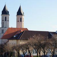 Herz-Jesukirche, Амштеттен