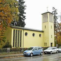 Evangelisches Pfarramt,Amstetten, Амштеттен