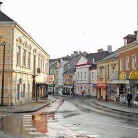 Linzerstraße,Amstetten, Амштеттен