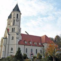 Pfarramt Herz-Jesus,Amstetten, Амштеттен