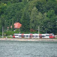 Nahverkehrszug zwischen Bregenz und Lindau, Брегенц