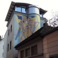 Bregenz, Deuringstraße, Брегенц