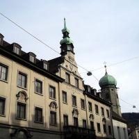 Antiga Prefeitura de Bregenz, Брегенц