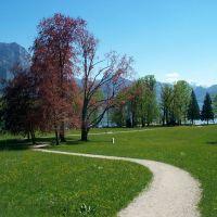 Traunsee - Villa Toskana Garden 1, Гмунден