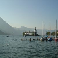 Castle Ort on Traunsee, Гмунден