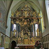 """A híres """"három királyok""""  oltár, Гмунден"""
