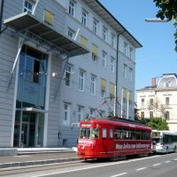 Gmundener Straßenbahn, Гмунден